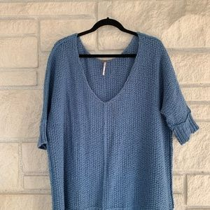 Boxy, Oversize Free People Sweater - Small
